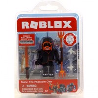 Roblox, action figur  phantom claw
