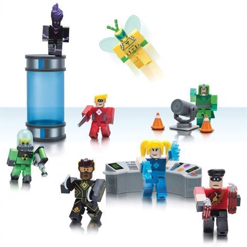 Image of Roblox Heroes Of Robloxia