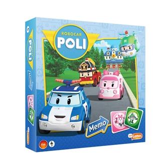 Image of Robocar Poli Memo (8718866600112)