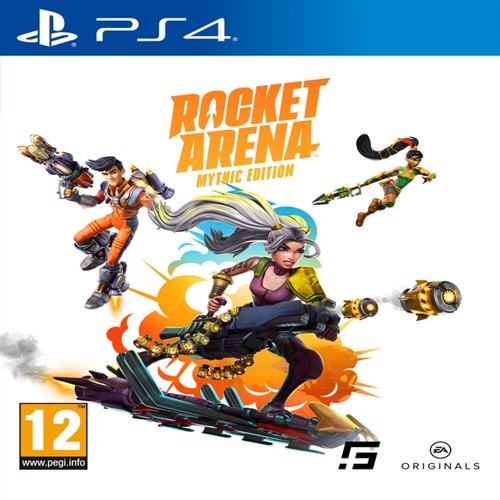 Image of Rocket Arena Mythic Edition - PS4 (5035226124167)