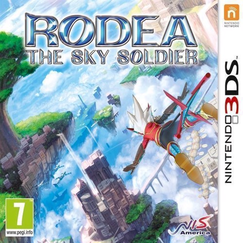 Image of Rodea The Sky Soldier - Nintendo 3Ds
