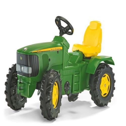 Image of Rolly Toys, John Deere, Pedaltraktor, 6920 036745