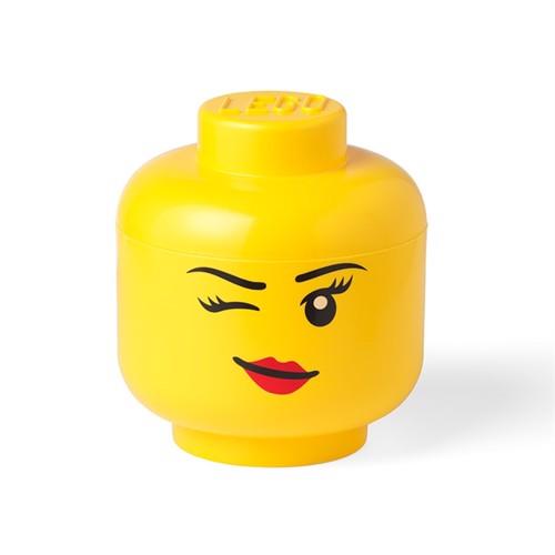 Image of Room Copenhagen, Lego Storage Head, Stor