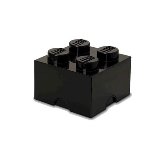 Image of Room Copenhagen Lego Opbevaringsklods, 4 Sort