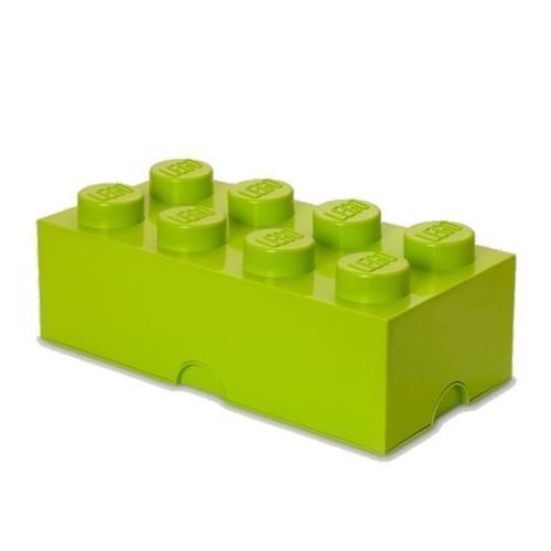 Image of Room Copenhagen LEGO opbevarings klods 8 gul grøn (5701922400408)
