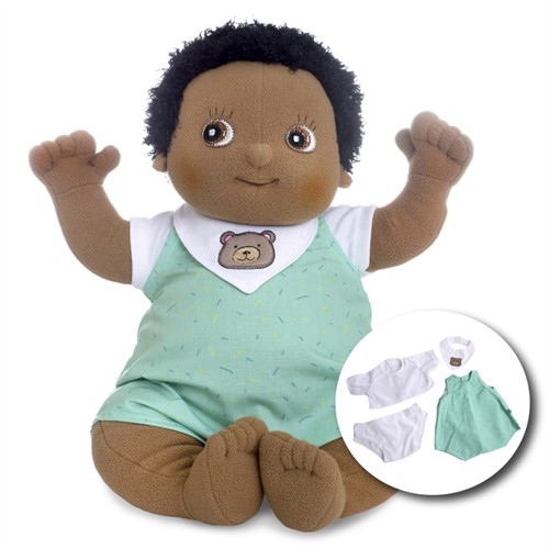 Image of Rubens Barn Rubens Baby Dukke Med Bleer Nil
