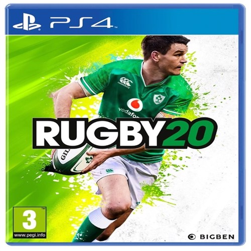 Image of Rugby World Cup 20-PS4 (3499550378061)