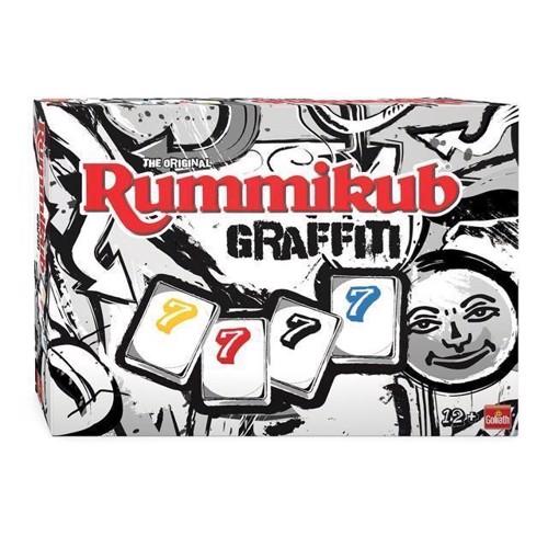 Billede af Rummikub Graffiti
