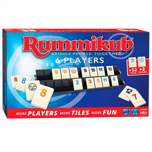 Image of Rummikub The Original Xp (8711808504127)