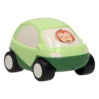Image of Safari Happy Car Green (4810344090225)