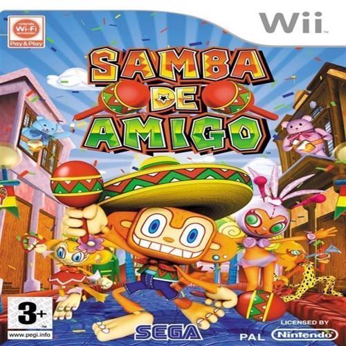 Image of Samba de Amigo - Wii