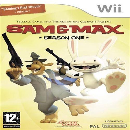 Image of Sam Max Season 1 - Wii