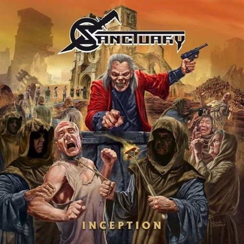 Image of Sanctuary - Inception - Special Edition CD Digipak (0889854062927)