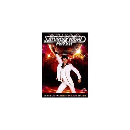 Image of Saturday Night Fever - DVD (7300009010431)