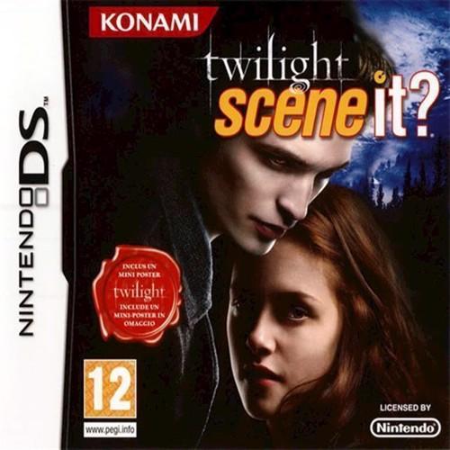 Image of Scene It Twilight - Nintendo Ds