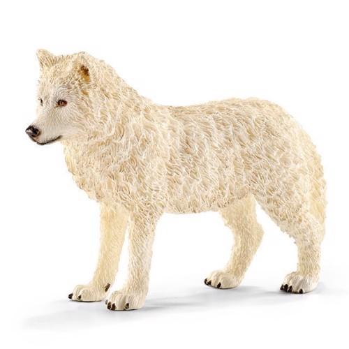 Image of   Schleich aktisk ulv