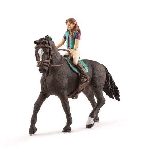 Image of Schleich, horseclub, lisa & storm (4055744036156)