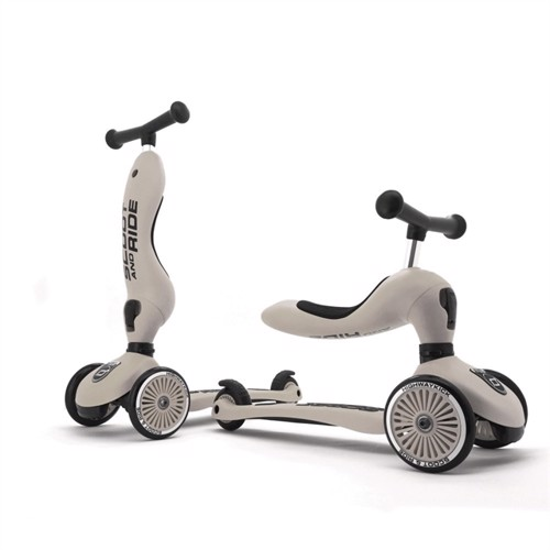 Image of Scoot and ride 2 i 1 balancecykel scooter (4897033962681)