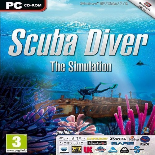 Image of Scuba Diver The Simulation - PC (4020636121616)