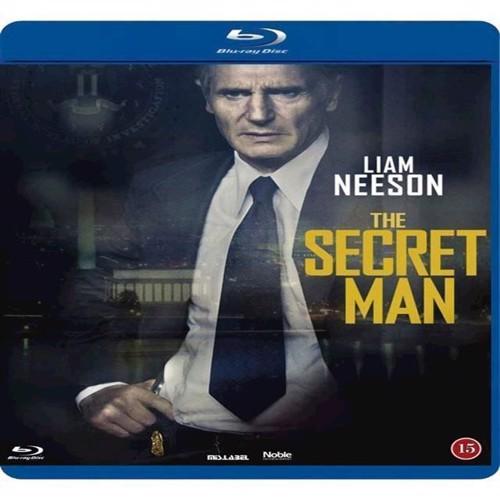 Secret Man, The Blu-ray