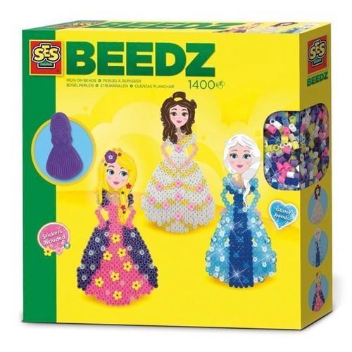Image of SES Beedz perler med prinssse (8710341062682)
