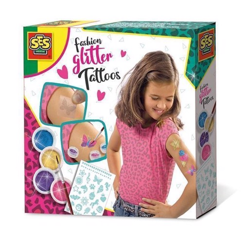 Image of SES glimmer tatoos (8710341141424)