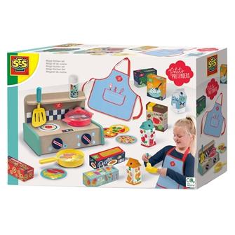 Image of SES Petit Pretenders Mega Kitchen Set (8710341180133)