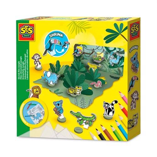 Image of SES Shrink wrap Jungle (8710341140212)