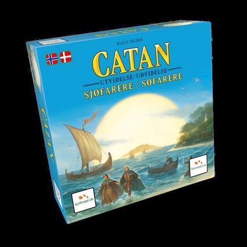 Image of Catan, Søfarer Udvidelse