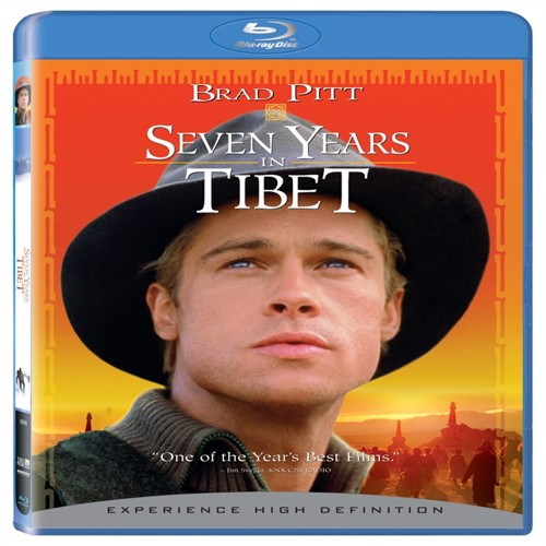 Image of Seven Years In Tibet Blu-Ray (5051159210173)