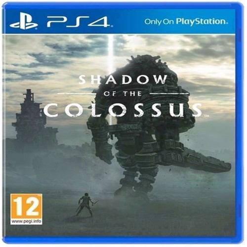Image of Shadow of the Colossus (Nordic) - PS4 (0711719352372)