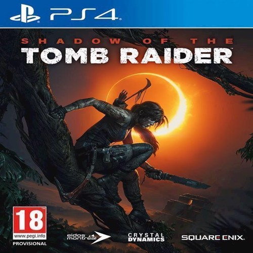 Image of Shadow of the Tomb Raider - PS4 (5021290080898)