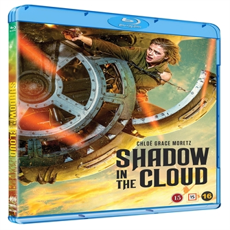 Image of Shadow In The Cloud - DVD (5705535066297)