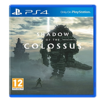 Image of Shadow of the Colossus PS4 (0711719352679)