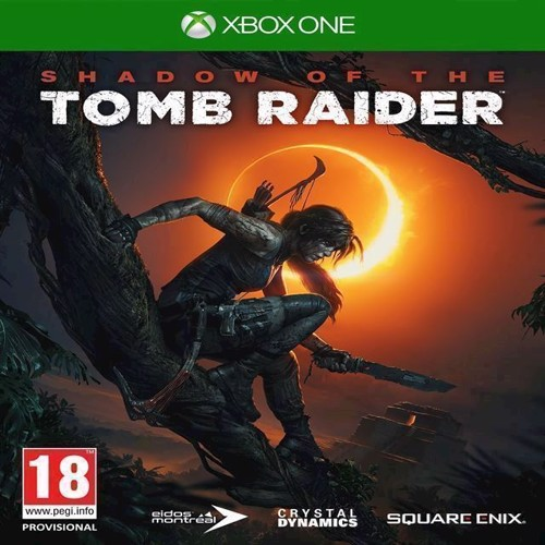 Image of Shadow of the Tomb Raider - XBOX ONE (5021290081017)