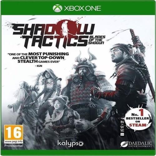 Image of Shadow Tactics Blades Of The Shogun Xbox One (4260458360200)