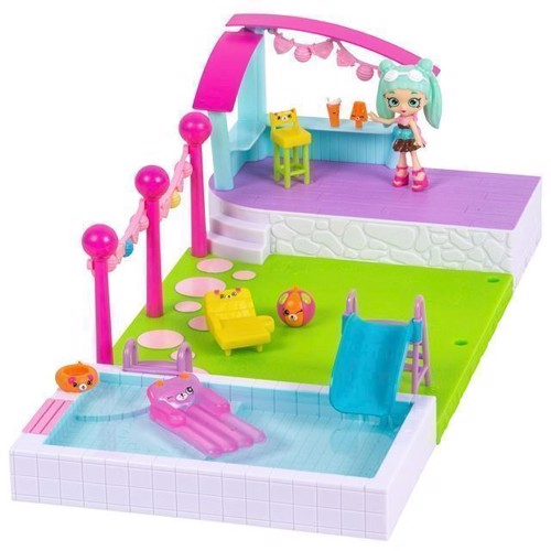 Image of Shopkins - Happy Places Pool Sæt (8056379024989)