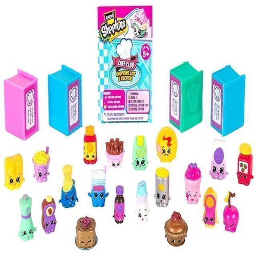 Image of Shopkins - Mega Pack 20 stk (5710948311469)