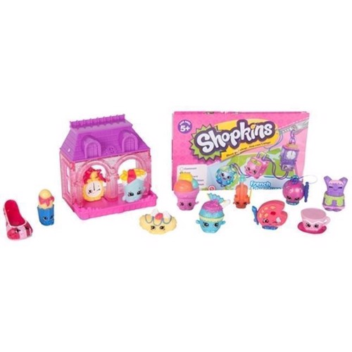 Image of Shopkins - S8 12 pakke, europa (5710948323387)