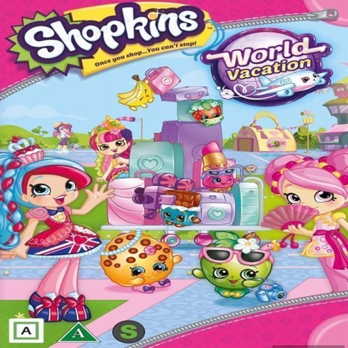 Image of Shopkins World Vacation DVD (5053083151515)