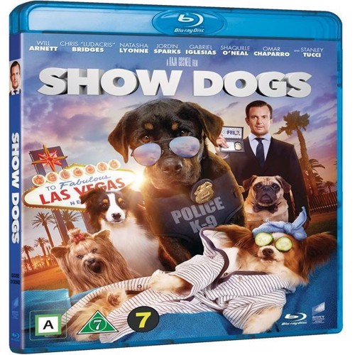 Image of   Show Dogs, Blu-Ray
