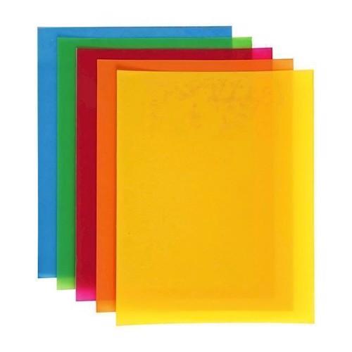 Image of Shrink Film - Stærke Farver, 10stk