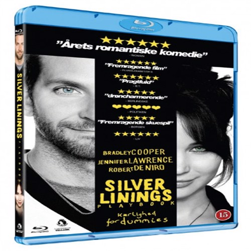 Image of Silver Linings Playbook, Blu-Ray (5705535048125)