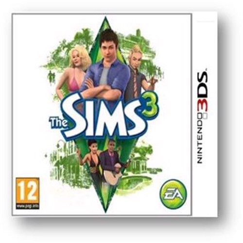 Image of Sims 3 - Nintendo 3Ds (5030930100605)