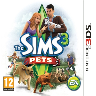 Image of Sims 3: Pets (Nordic) (5030930101909)