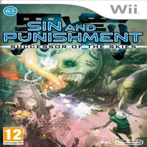 Image of Sin Punishment 2 Successor to the Skies - Wii