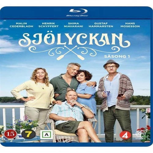 Image of Sjölyckan: Sæson 1 (Blu-Ray) (7333018012424)
