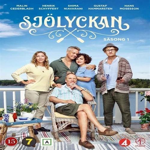 Image of Sjölyckan: Sæson 1 (Dvd) (7333018012417)