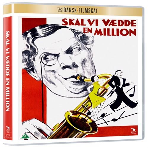 Image of Skal Vi Vædde En Million - DVD (5708758725460)