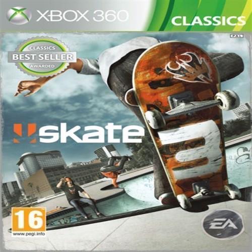 Image of Skate 3 THREE Classics - Xbox (5035224111589)